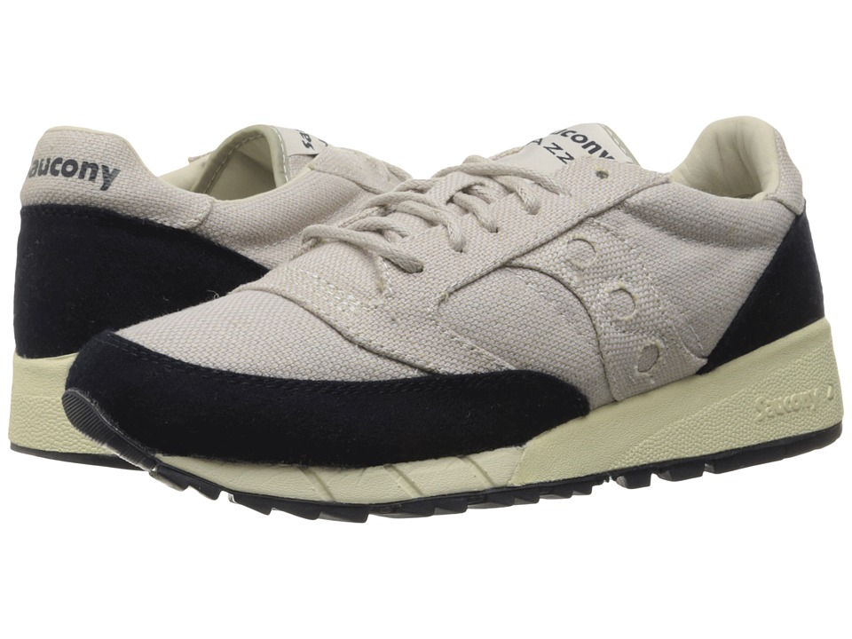 Saucony Originals - Jazz '91 (Light Grey/Black) Men's Lace up casual Shoes
