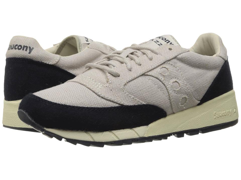 Saucony Originals - Jazz '91 (Light Grey/Black) Men's Lace up casual Shoes