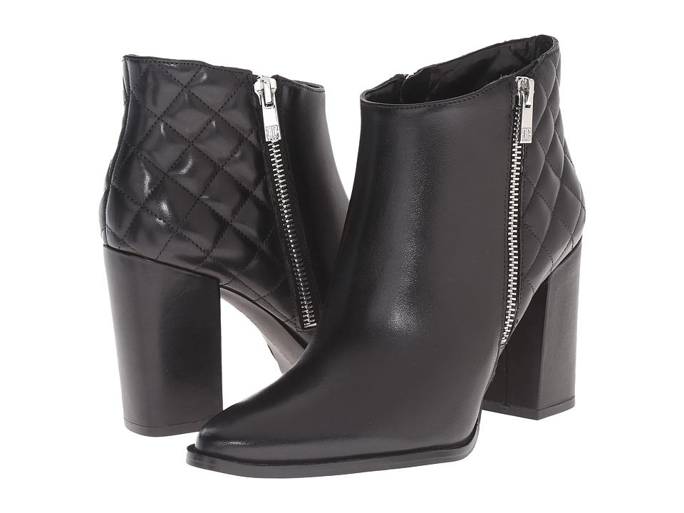 Ivanka Trump - Itrilee (Black Cordoba) Women's Dress Zip Boots