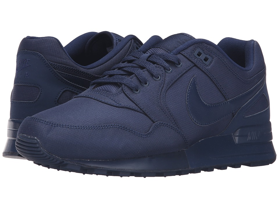 Nike - Air Pegasus '89 TXT (Midnight Navy/Midnght Navy/White) Men's Shoes