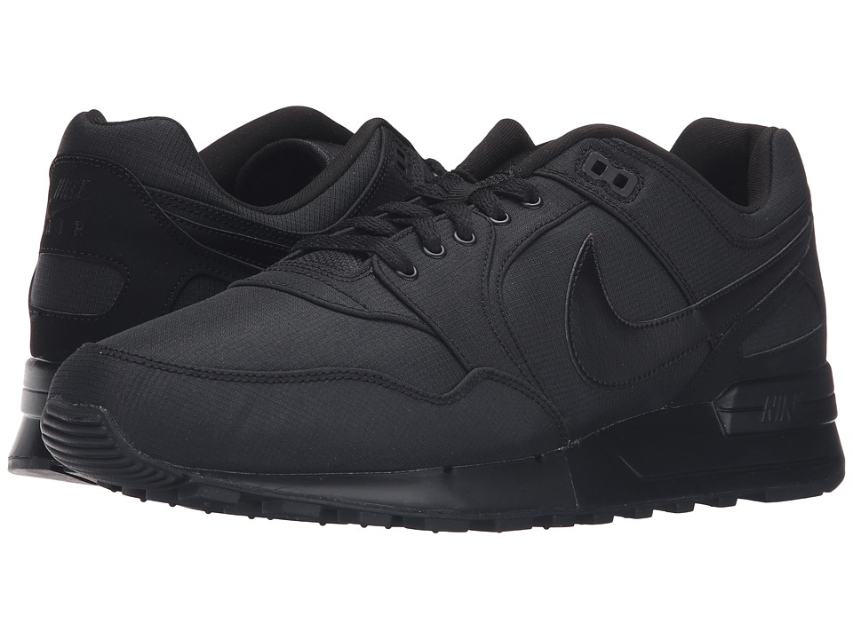 Nike - Air Pegasus '89 TXT (Black/Black/White) Men's Shoes