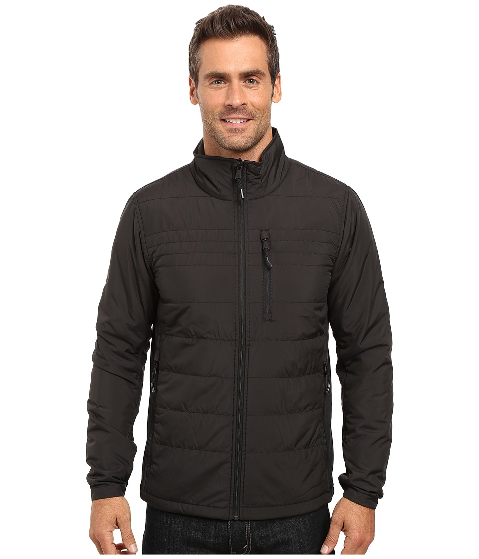 Prana - Blaise Jacket (Black) Men's Coat