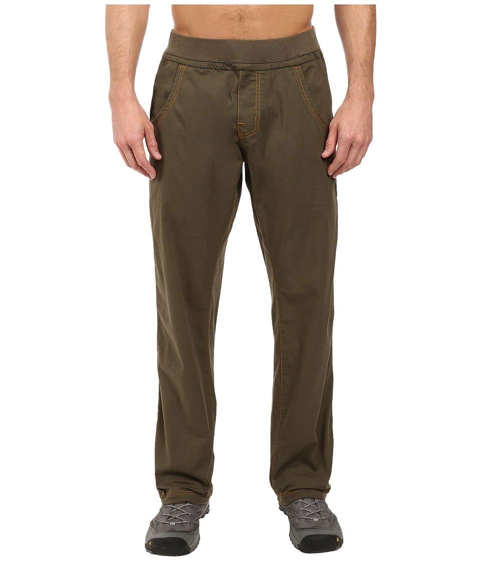 Prana - Zander Pants (Cargo Green) Men's Casual Pants