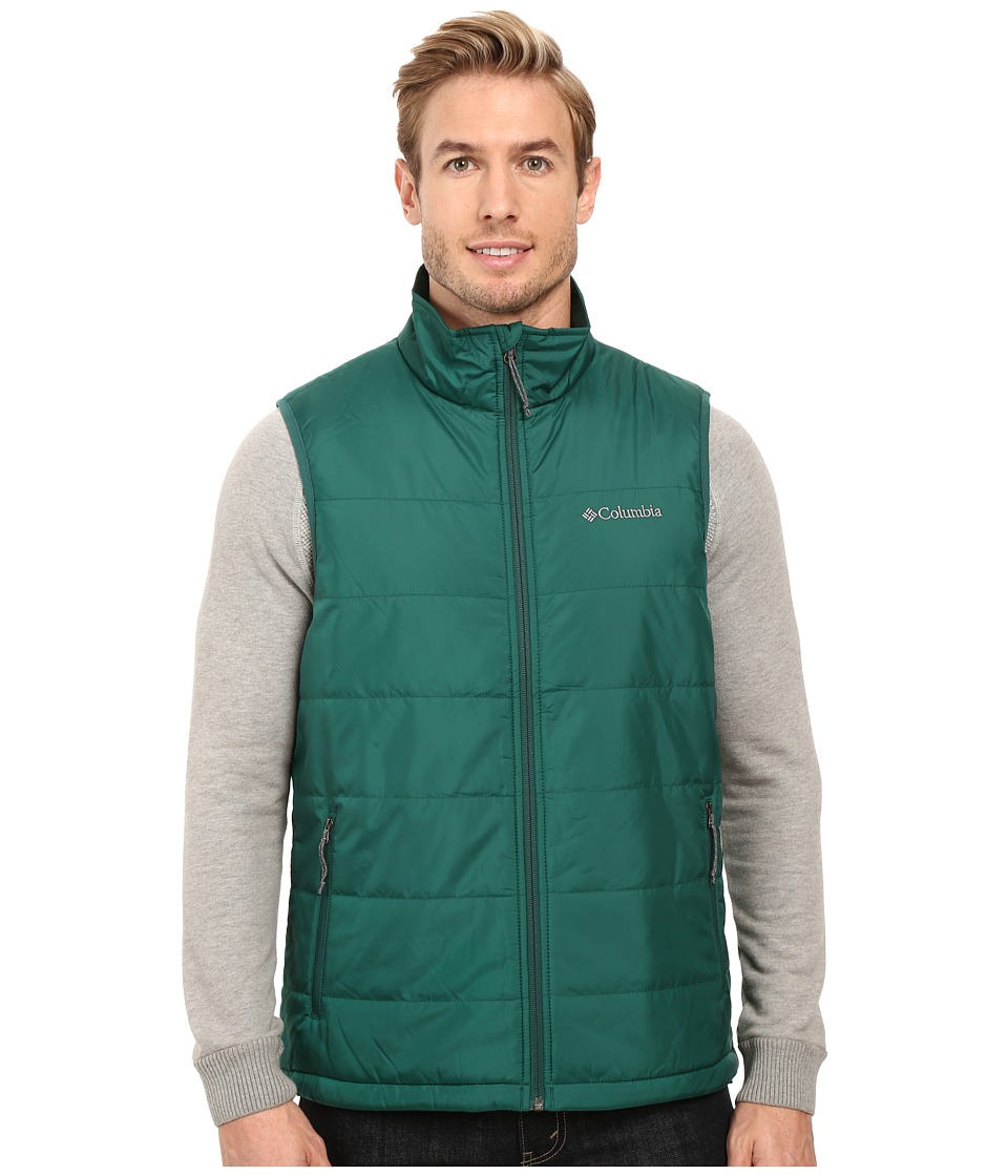 Columbia - Saddle Chutes Vest (Wildwood Green) Men's Vest