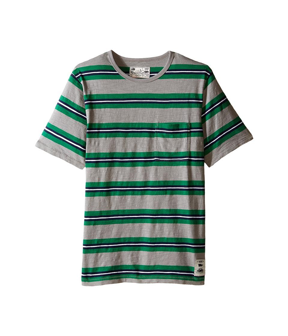 Vans Kids - JT Culloden (Big Kids) (Frost Grey) Boy's Clothing