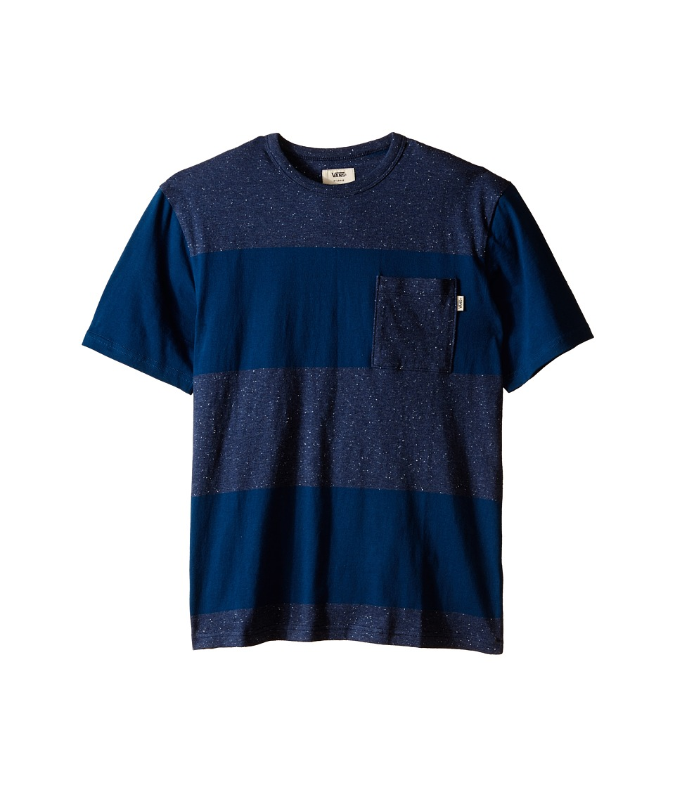 Vans Kids - Beecher (Big Kids) (Dress Blues) Boy's T Shirt