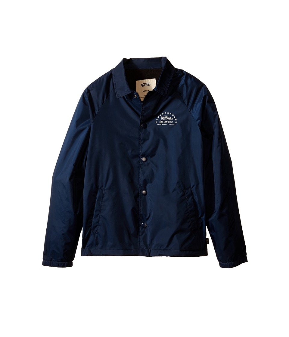 Vans Kids - Torrey (Big Kids) (Dress Blues) Boy's Coat