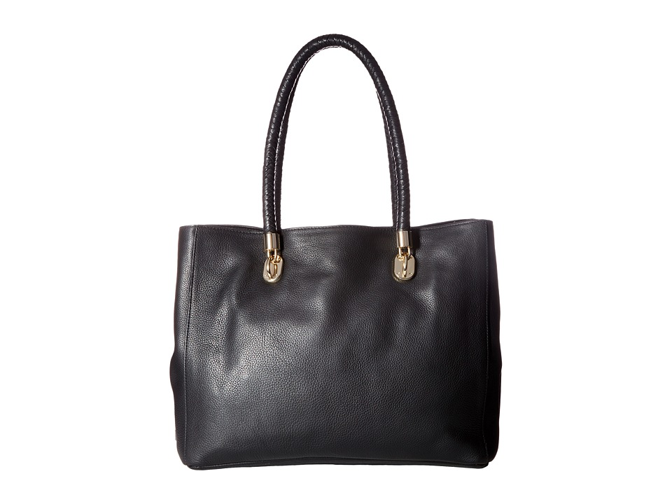 Cole Haan - Benson Item Tote (Black) Tote Handbags