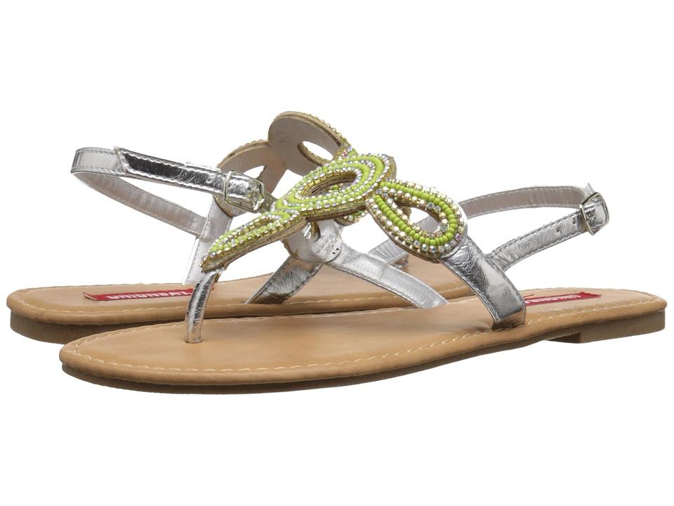 UNIONBAY - Allen (Green/Silver) Women's Sandals