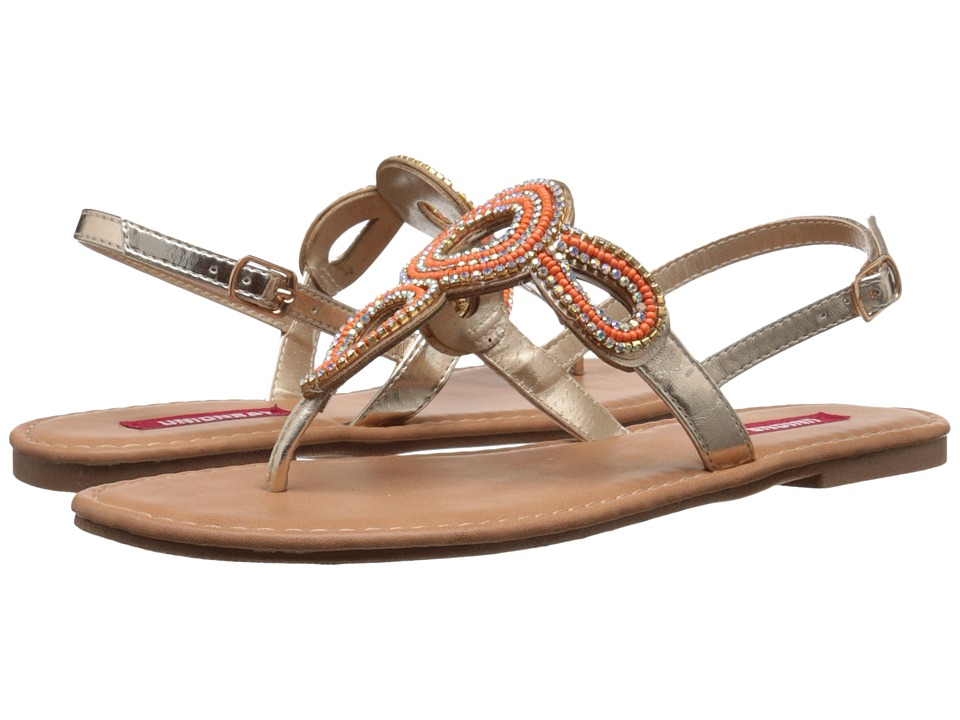 UNIONBAY - Allen (Orange) Women's Sandals