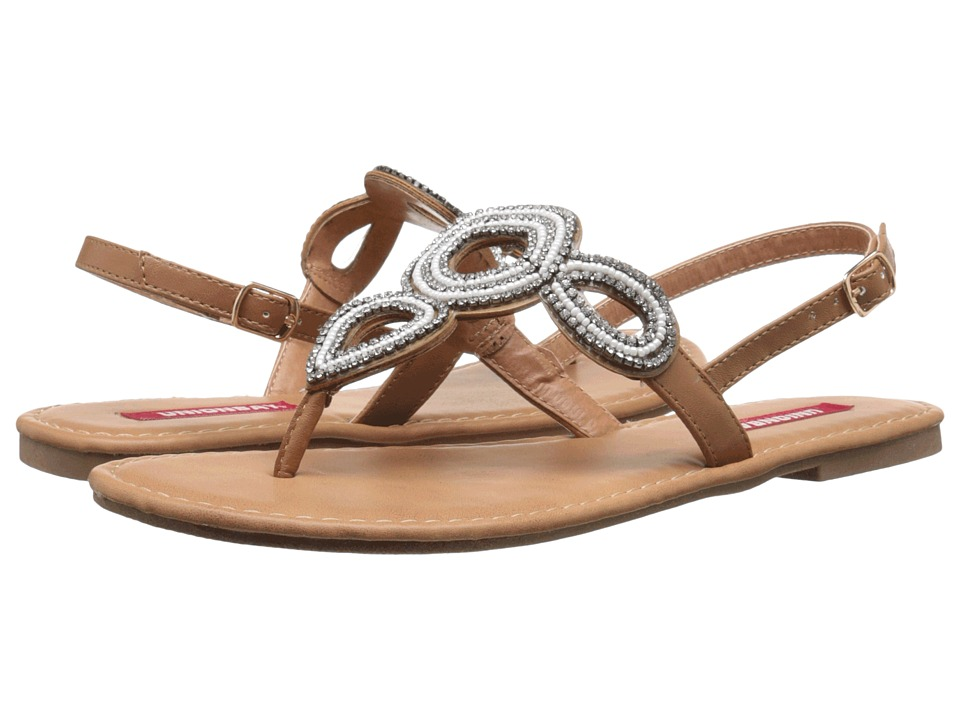 UNIONBAY - Allen (White/Tan) Women's Sandals