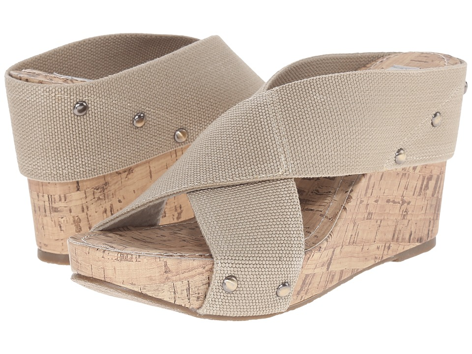 Esprit - Oceane 2 (Natural) Women's Wedge Shoes