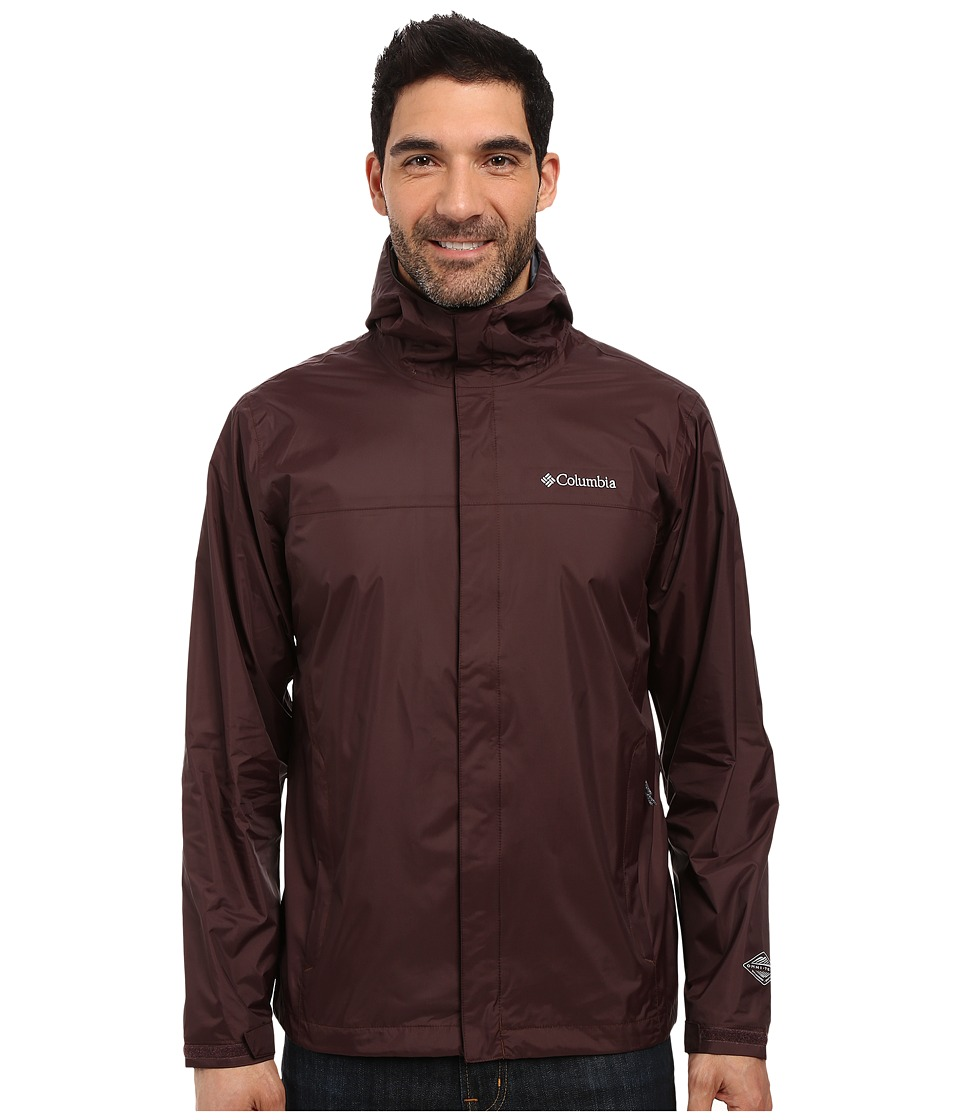 Columbia - Watertight II Jacket (New Cinder/Graphite) Men's Coat