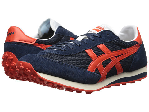 Onitsuka Tiger by Asics - EDR 78 (Navy/Red) Men's Shoes