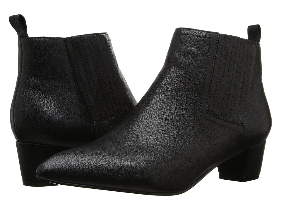 Nine West - Thrift (Black Leather) Women's Shoes
