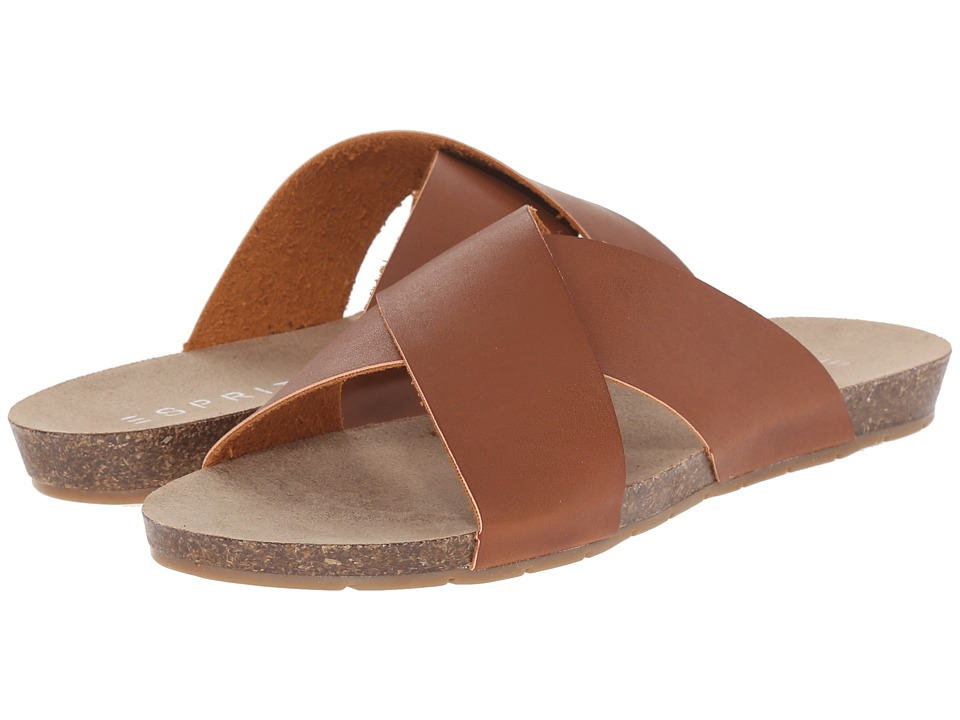 Esprit - Bounty (Cognac) Women's Sandals