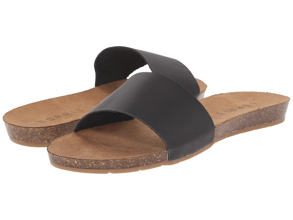 Esprit - Lazy (Black) Women's Sandals