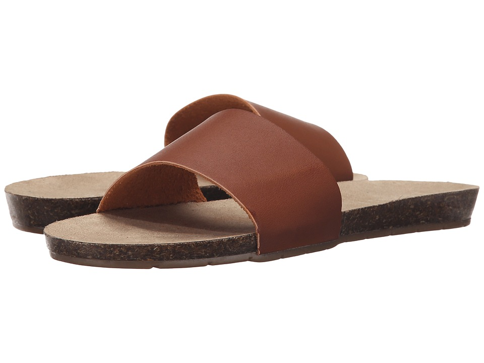 Esprit - Lazy (Cognac) Women's Sandals