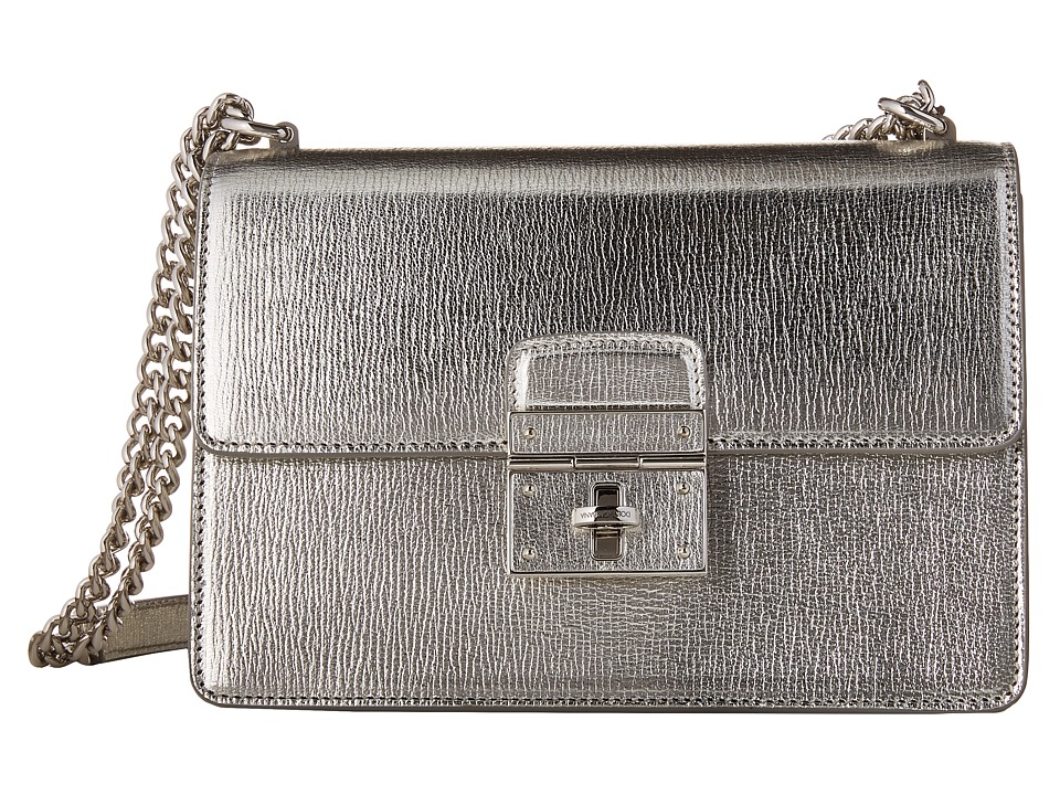 Dolce & Gabbana - Shoulder Bag (Platino) Shoulder Handbags