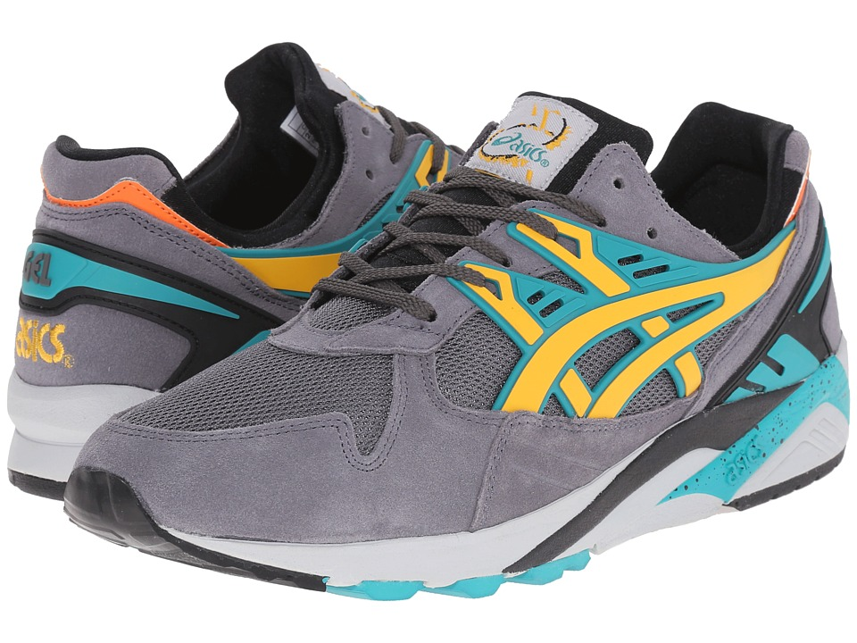 Onitsuka Tiger by Asics - Gel Kayano Trainer (Grey/Gold Fusion) Men's Shoes