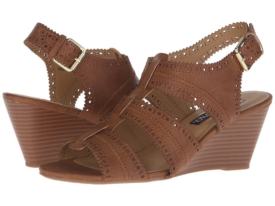 XOXO - Sariah (Tan) Women's Shoes