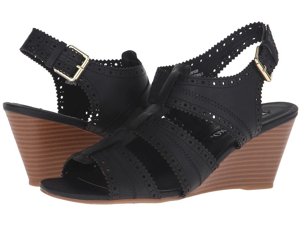 XOXO - Sariah (Black) Women's Shoes