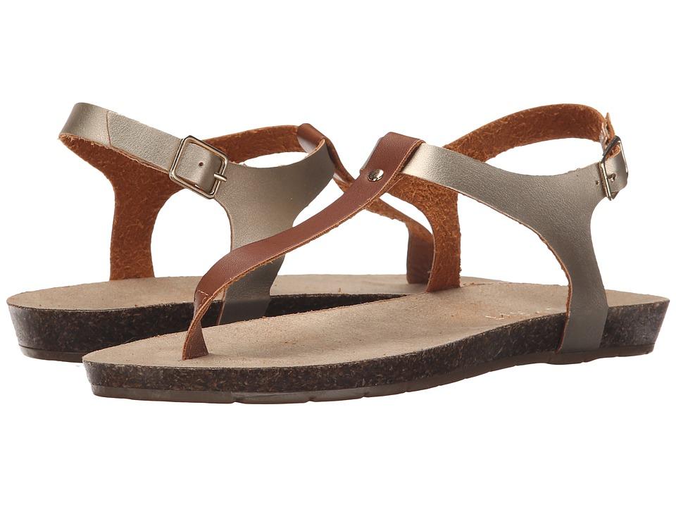 Esprit - Lissie (Gold/Cognac) Women's Sandals