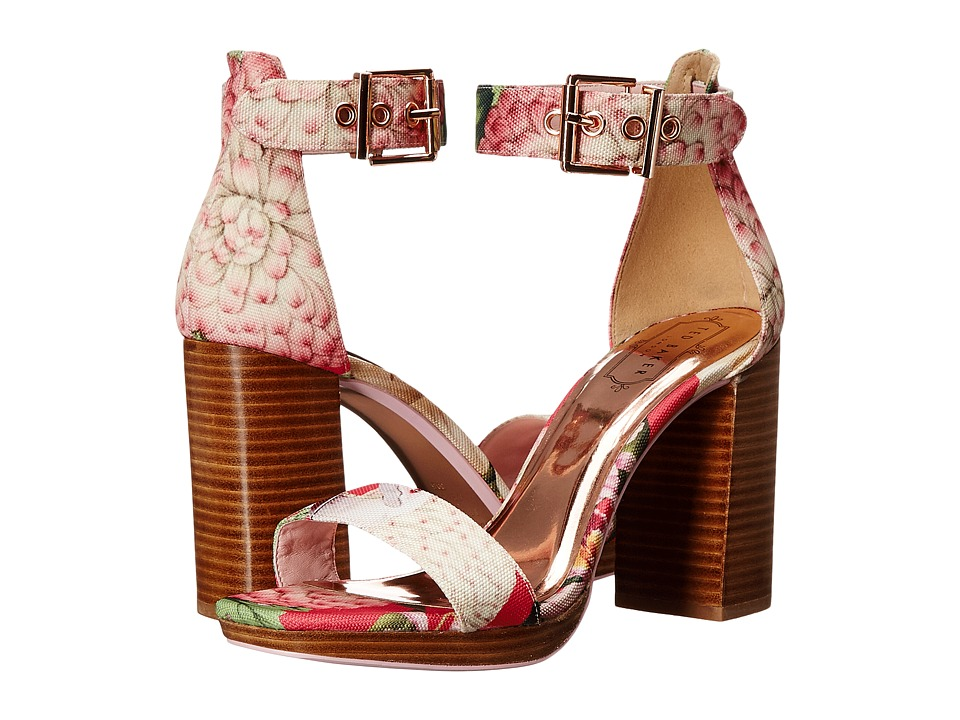 Ted Baker - Lorno (Encyclopaedia Floral Textile) High Heels