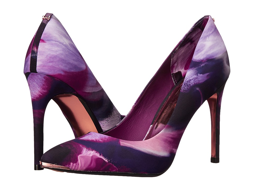 Ted Baker - Neevo 3 (Cosmic Bloom Textile) Women's Shoes