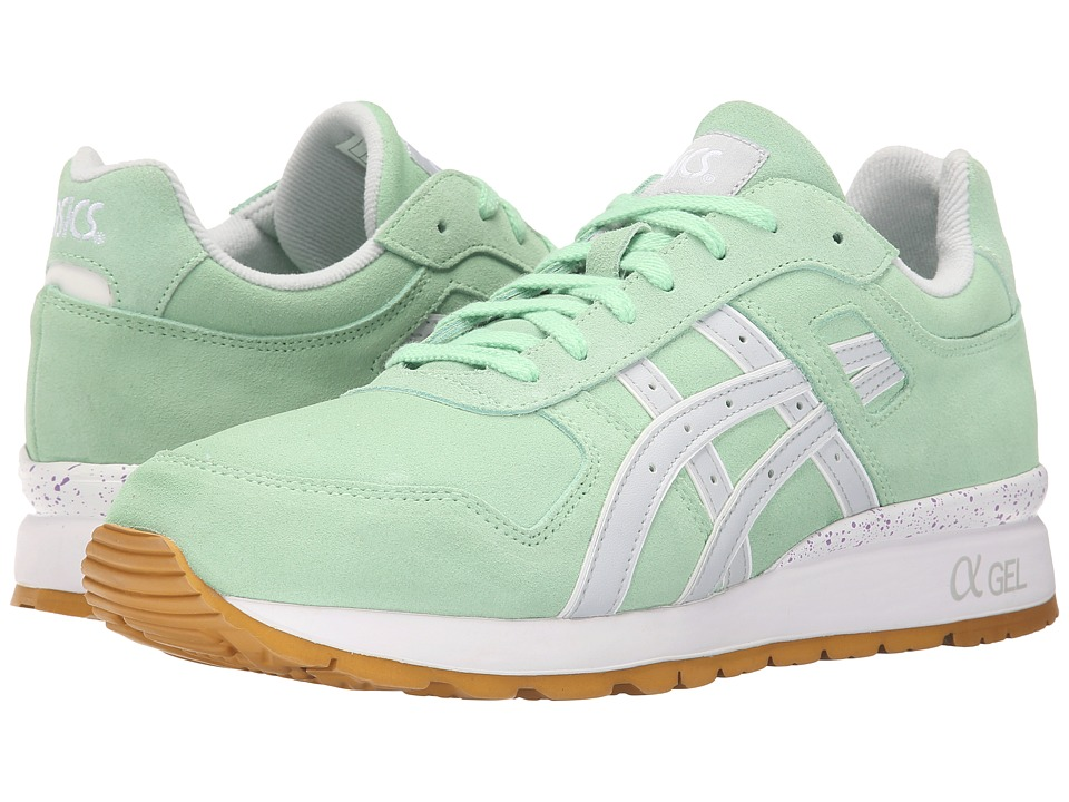 Onitsuka Tiger by Asics - GT-II (Green Ash/Soft Grey) Men's Shoes