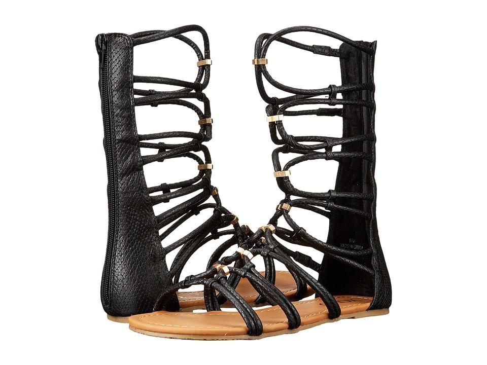 XOXO - Gizella (Black Snake) Women's Shoes