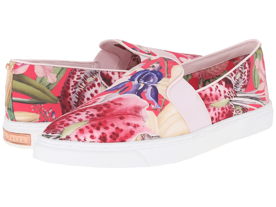 Ted Baker - Thfia (Encyclopaedia Floral Textile) Women's Slip on Shoes
