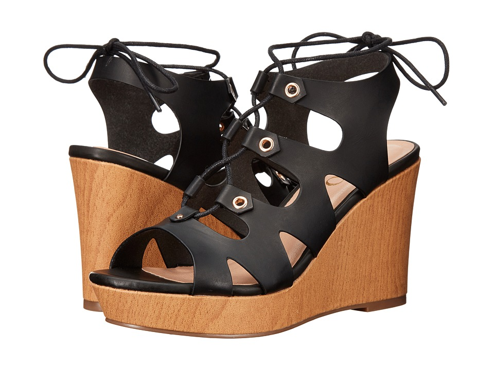 XOXO - Mercy (Black) Women's Shoes