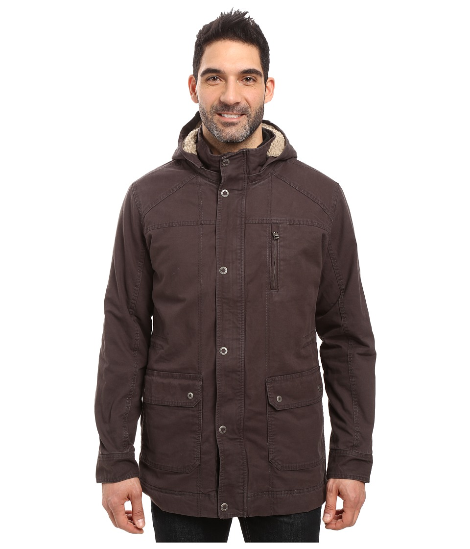 Prana - Parka (Charcoal) Men's Coat