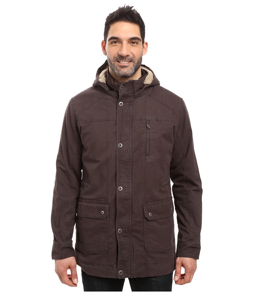 Prana - Parka (Charcoal) Men's Coat