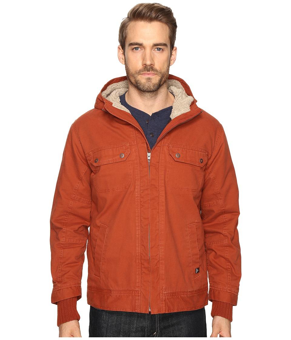 Prana - Apperson Jacket (Henna) Men's Coat