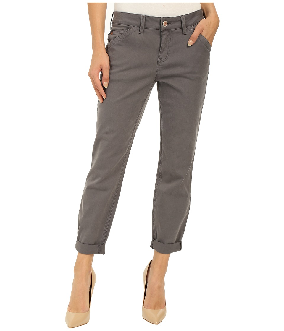 Level 99 - Ryan Tomboy Trousers (Oyster) Women's Casual Pants