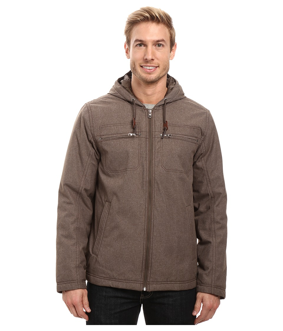 Prana - Holmes Jacket (Wren Heather) Men's Coat