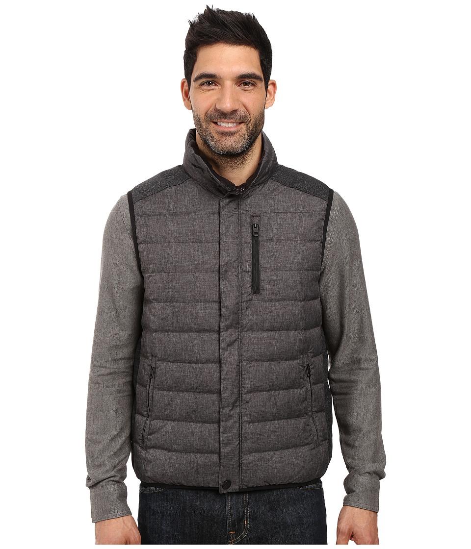 Prana - Gram Vest (Charcoal) Men's Vest