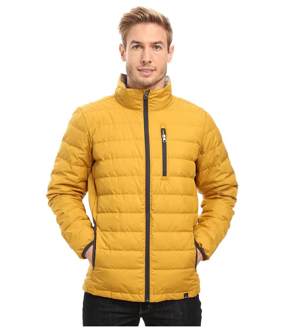 Prana - Lasser Collared Jacket (Honeycomb) Men's Coat