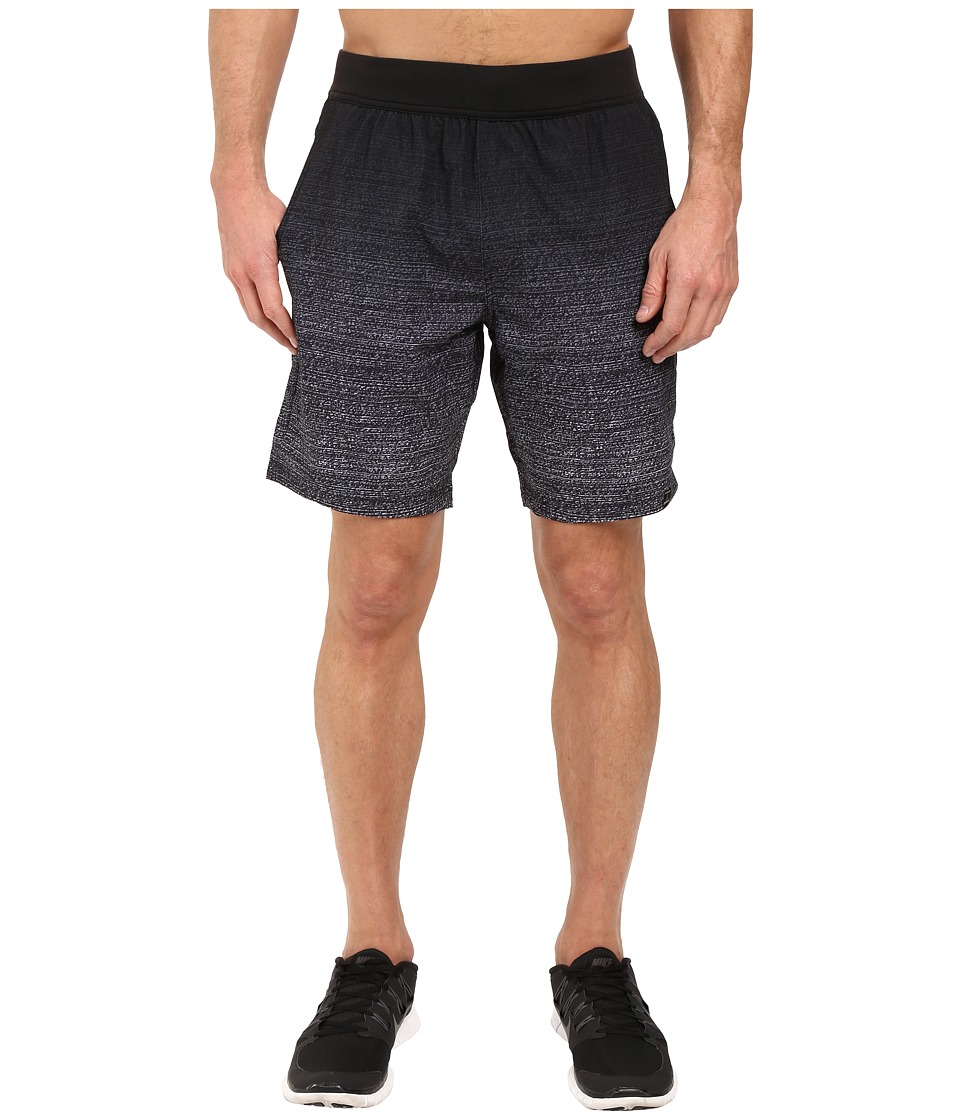 Prana - Overhold Shorts (White/Black) Men's Shorts