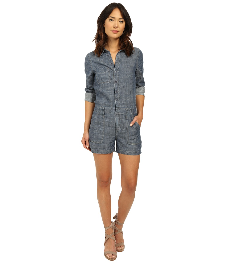 Level 99 - Bailey Romper (Kamalia) Women's Jumpsuit & Rompers One Piece
