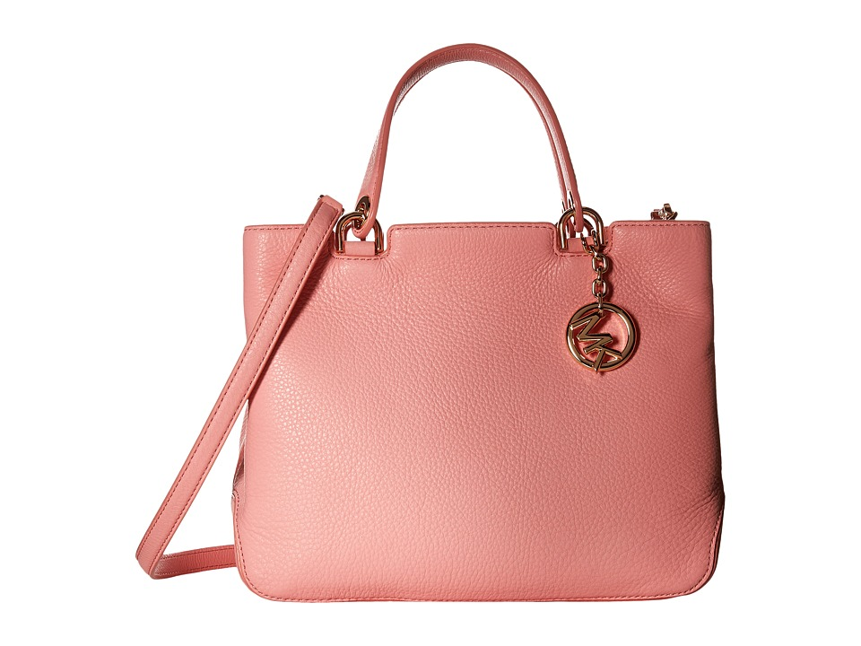 MICHAEL Michael Kors - Anabelle Medium Top Zip Tote (Pale Pink) Tote Handbags