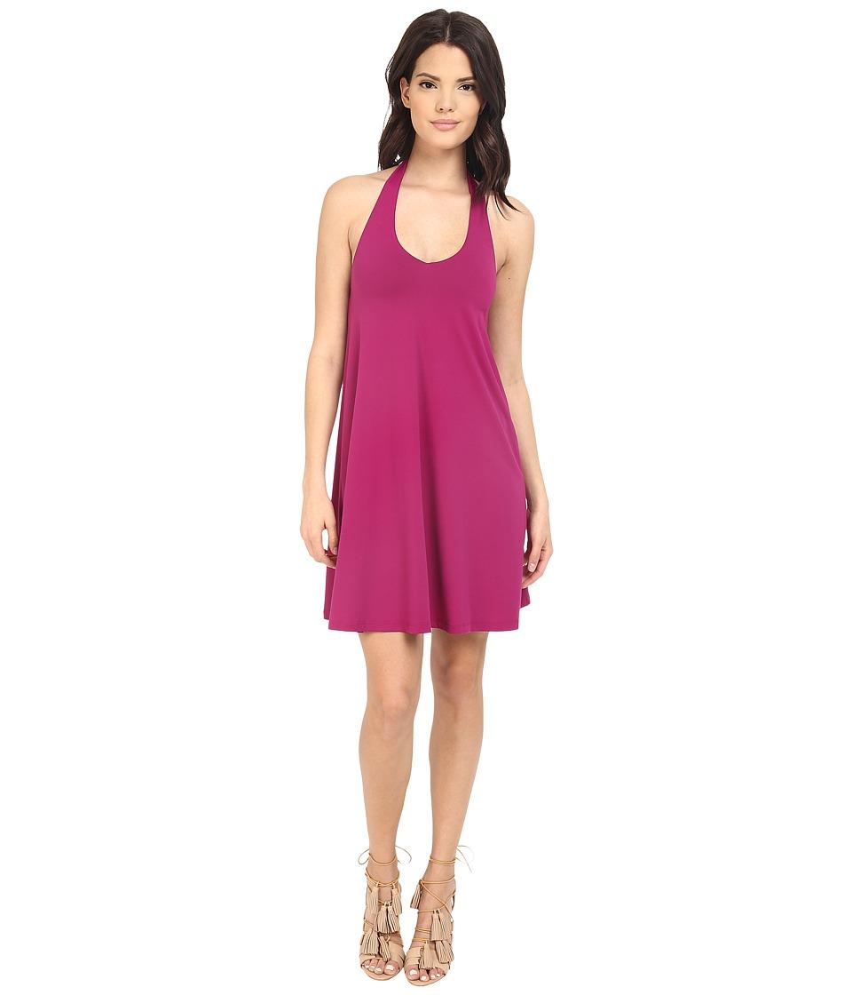 Susana Monaco Dione Dress (Bombshell Pink) Women