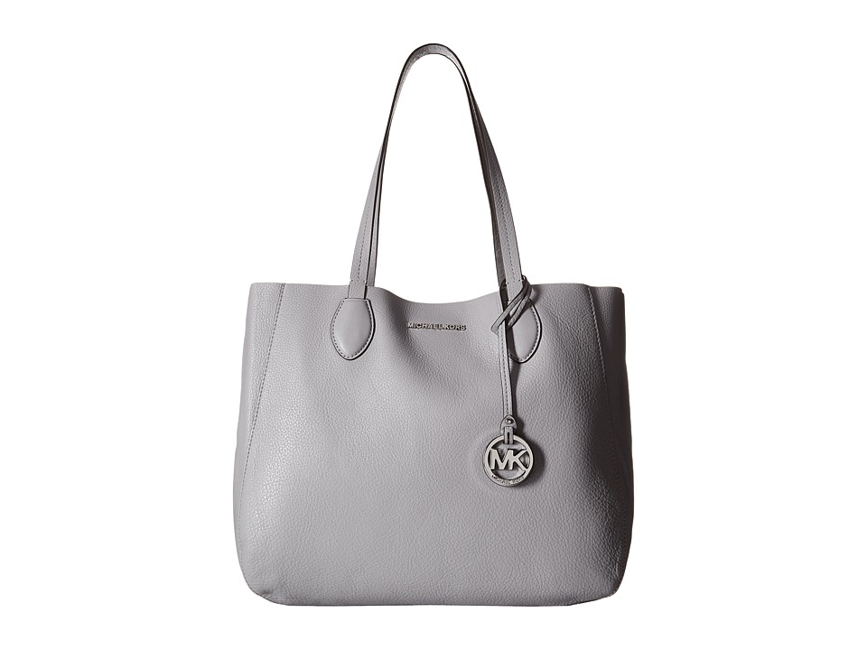 MICHAEL Michael Kors - Mae Large East/West Tote (Dove/Lilac) Tote Handbags