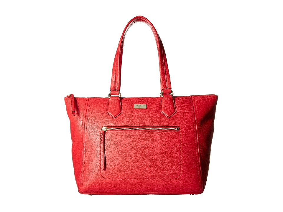 Cole Haan - Ellie Tote (True Red) Tote Handbags