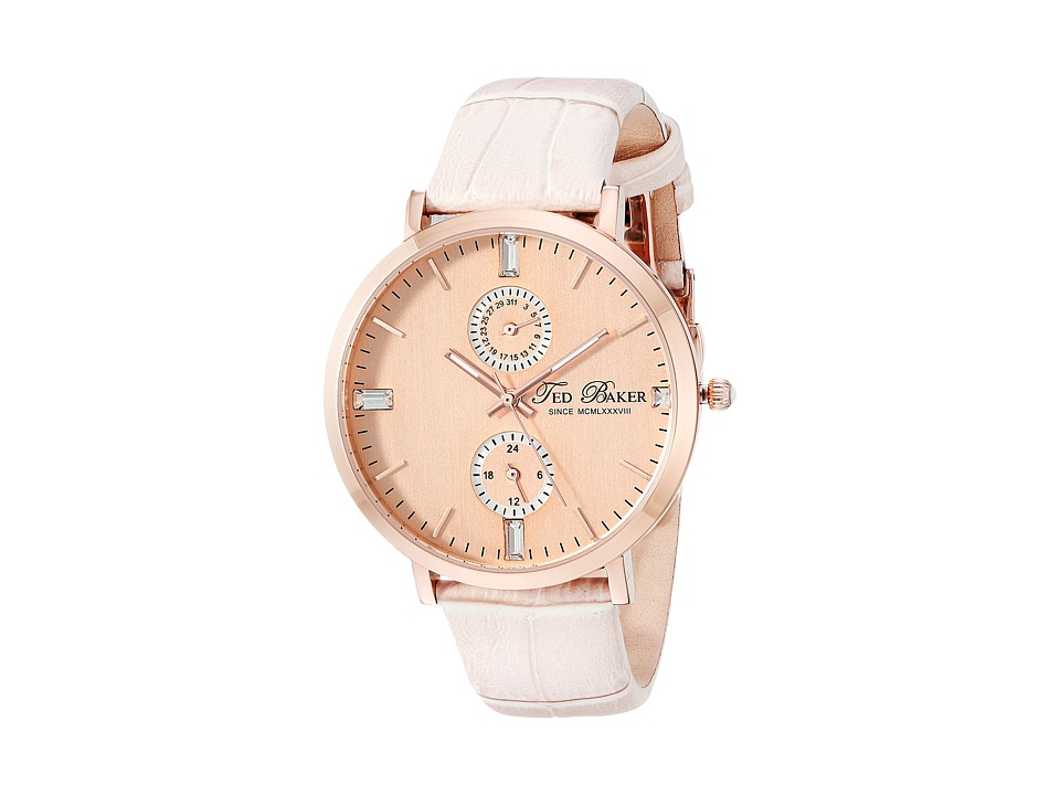 Ted Baker - Dress Sport (Rose Gold) Watches