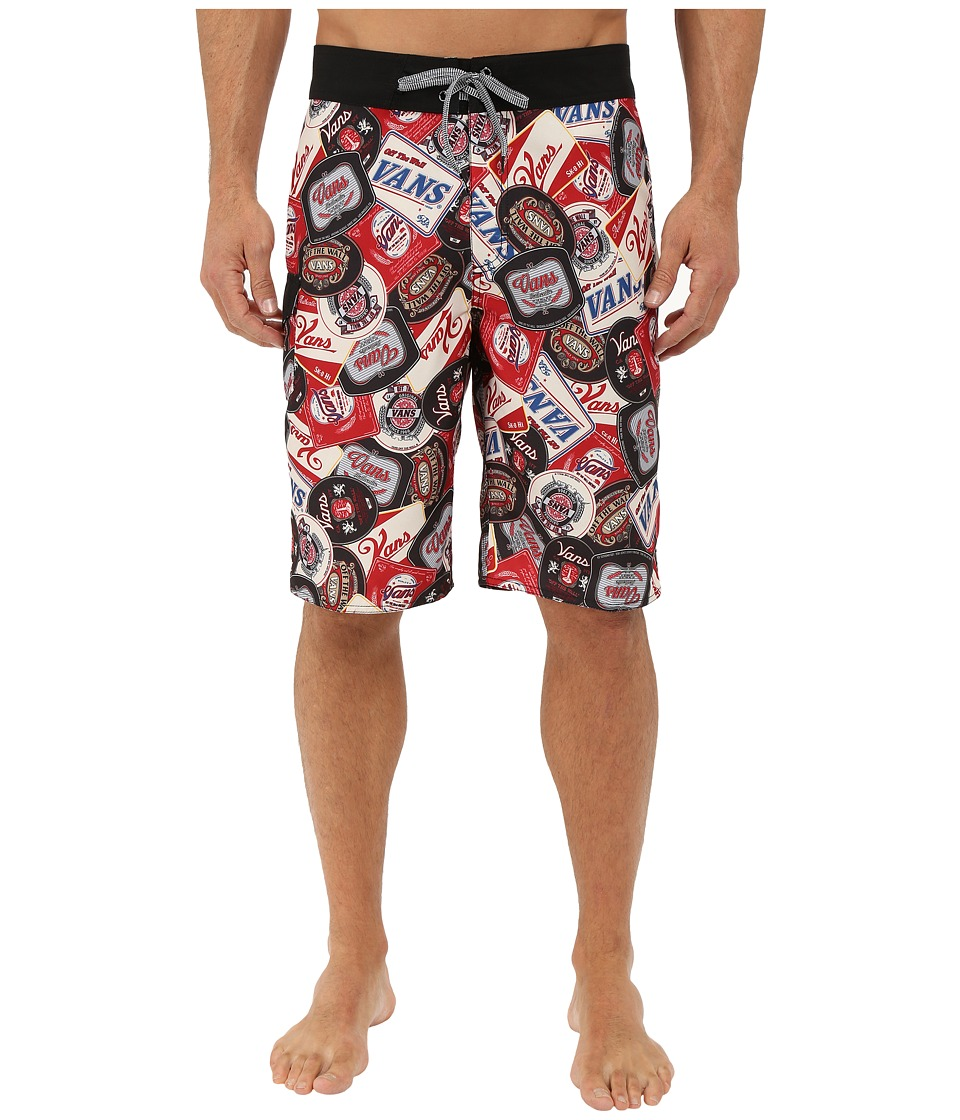 Vans - Tapped Boardshorts (Beer Belly) Men's Swimwear