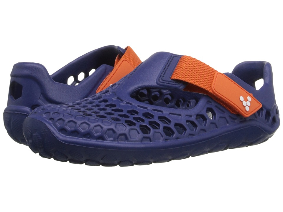 Vivobarefoot Kids - Ultra (Toddler/Little Kid) (Blue) Kids Shoes