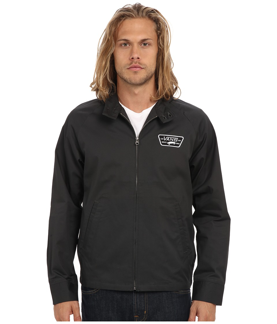 Vans - Refinery 66 (New Charcoal) Men's Coat